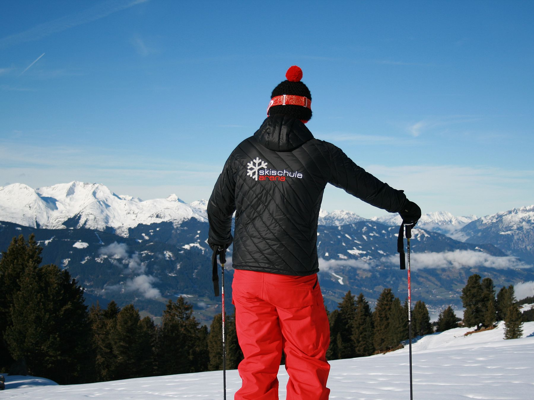 Skischule Arena - your ski school in the Zillertal